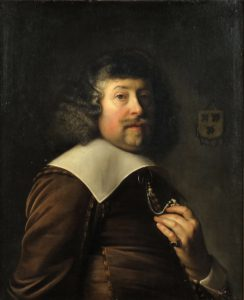 F. Jacob van der Merck