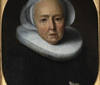 Retrato de anciana