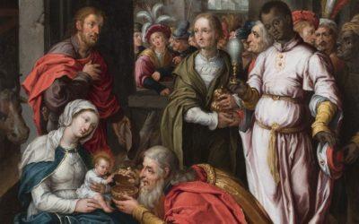 Cuadro de diciembre – Gerrit Pietersz Sweelinck