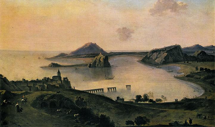 Vista de Pozzuoli